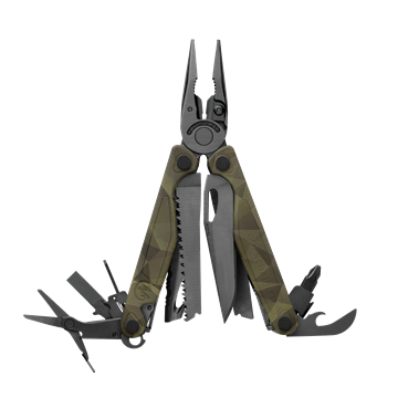 Leatherman Charge® Plus (New), Kamuflažna, Večnamensko orodje